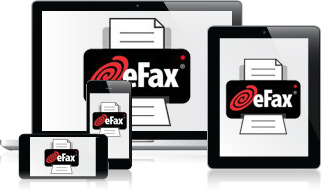 Send and receive faxes anywhere with your mobile phone with the eFax® mobile app.